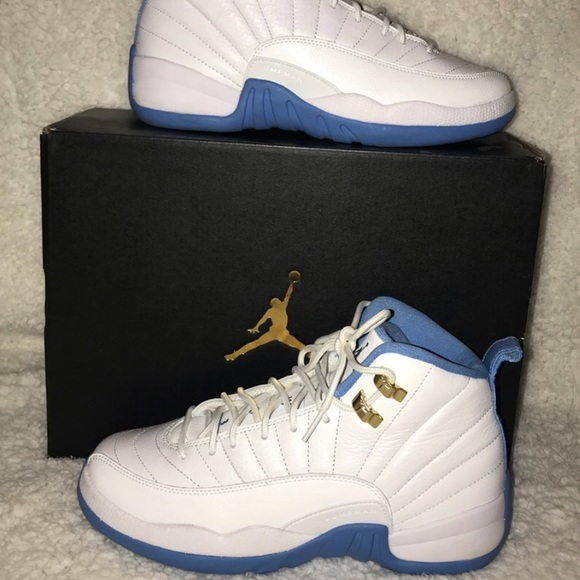 82d5ab308bf Jordan Shoes - Air Jordan Retro 12 (Light Blue)